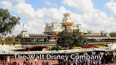 The Walt Disney Company Magic Kingdom NavFile Research Photo