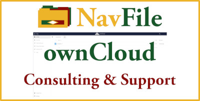ownCloud Consulting Support Banner