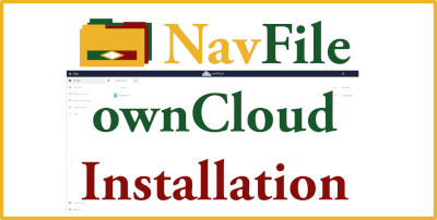 ownCloud Installation Banner