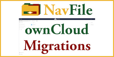ownCloud Migrations banner