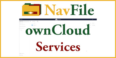ownCloud Services Banner