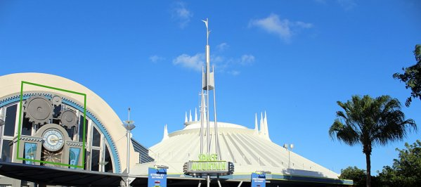 Space Mountain Hidden Mickey Mouse Walt Disney World