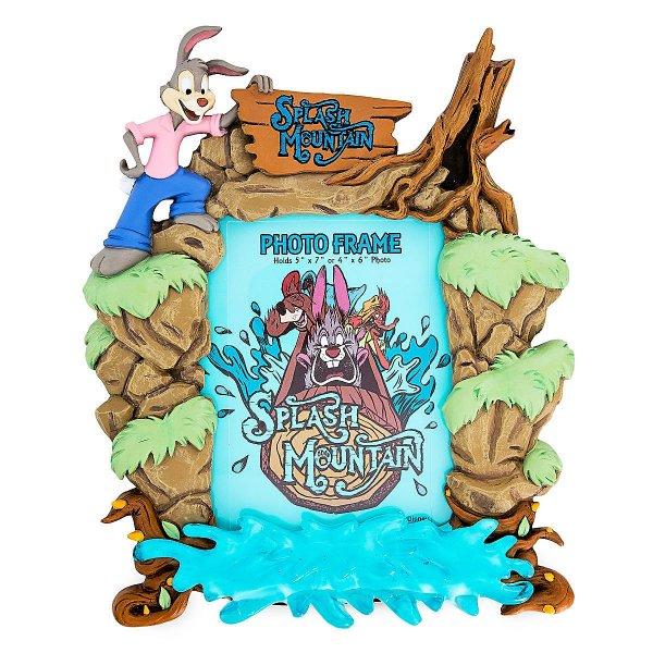 A photo of the Splash Mountain Picture Frame by The Walt Disney Company